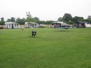 Kampeerveld camping de Dennemaat